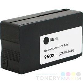 HP - Náplň HP CN045AE no. 950XL black - renovovaná atramentová náplň