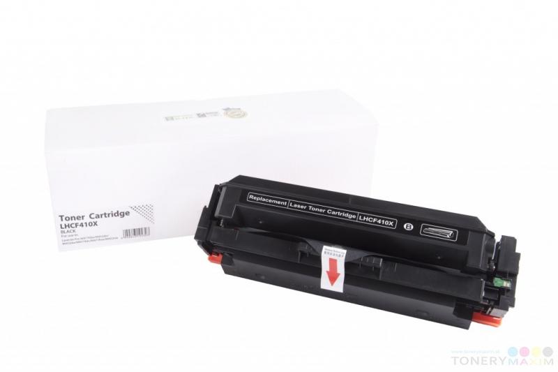 HP - Toner HP CF410X ( 410X ) Black - alternatívny toner