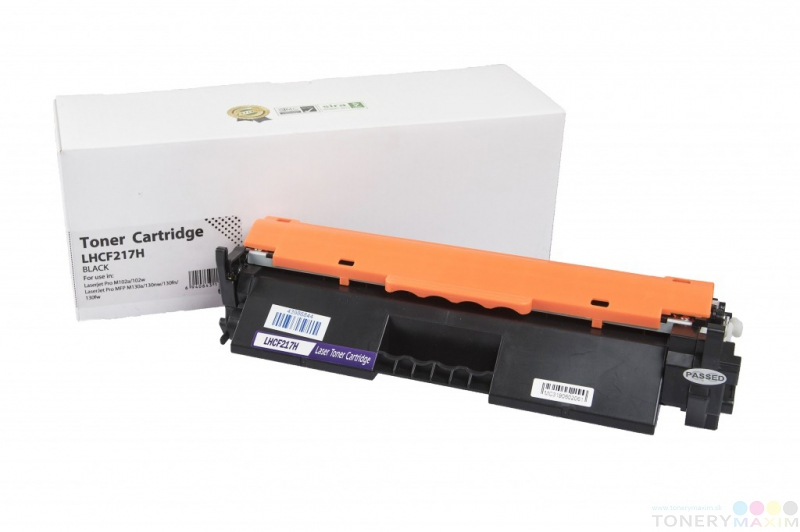 HP - Toner HP CF217X ( 17X ) - alternatívny toner - s čipom