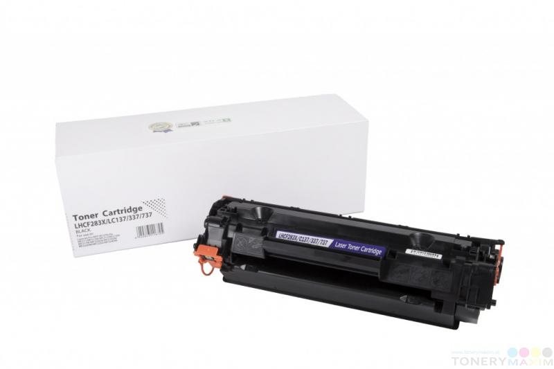 Canon - Toner Canon CRG-737 - alternatívny toner