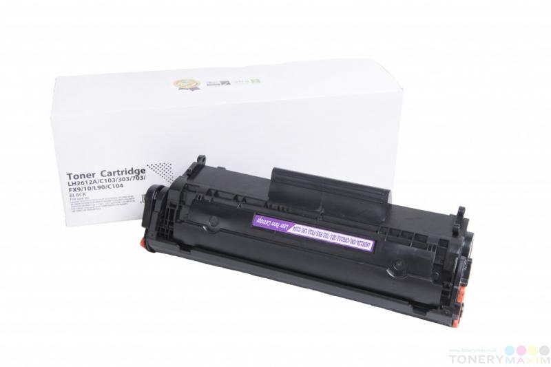 HP - Toner HP Q2612A ( 12A ) - alternatívny toner