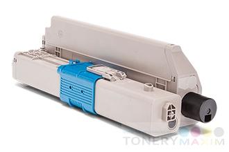 OKI - Toner OKI 44973536 Black - alternatívny toner pre OKI C301/321/322/MC340/342