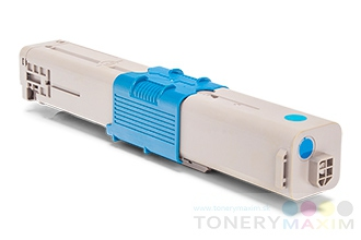 OKI - Toner OKI 44973535 Cyan - alternatívny toner pre OKI C301/321/322/MC340/342