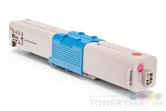 OKI - Toner OKI 44973534 Magenta - alternatívny toner pre OKI C301/321/322/MC340/342