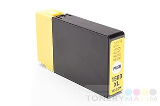 Canon - Náplň Canon PGI-1500 XL Y - alternatívna atramentová náplň