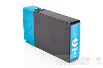 Canon - Náplň Canon PGI-1500 XL C - alternatívna atramentová náplň