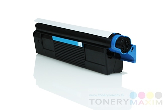 OKI - Toner OKI 42127407 Cyan - alternatívny toner pre OKI C5100/5200/5300/5400