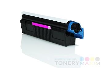 OKI - Toner OKI 42127406 Magenta - alternatívny toner pre OKI C5100/5200/5300/5400
