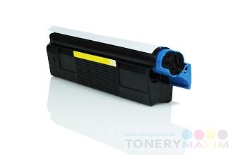 OKI - Toner OKI 42127405 Yellow - alternatívny toner pre OKI C5100/5200/5300/5400