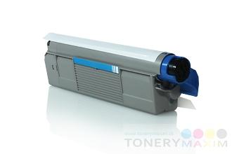 OKI - Toner OKI 43324423 Cyan - renovovaný toner pre OKI C5500/5800/5900