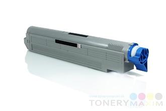 OKI - Toner OKI 42918916 Black - renovovaný toner pre OKI C9600/9850