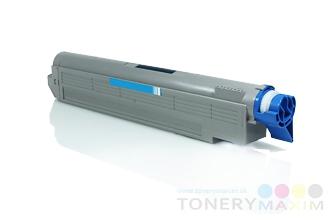 OKI - Toner OKI 42918915 Cyan - renovovaný toner pre OKI C9600/9850