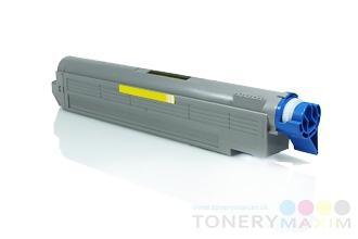 OKI - Toner OKI 42918913 Yellow - renovovaný toner pre OKI C9600/9850