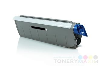 OKI - Toner OKI 41963608 Black - renovovaný toner pre OKI C9300/9500