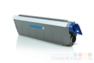 OKI - Toner OKI 41963607 Cyan - renovovaný toner pre OKI C9300/9500