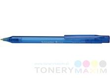 """Ostatné - Guličkové pero,0,5 mm,tlačidlový sytém ovládania,SCHNEIDER """"Fave"""",modré"""