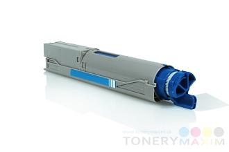 OKI - Toner OKI 43459331 Cyan - alternatívny toner pre OKI C3300/3400/3600