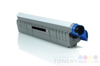 OKI - Toner OKI 44643004 Black - renovovaný toner pre OKI C801/821