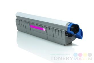 OKI - Toner OKI 44643002 Magenta - renovovaný toner pre OKI C801/821