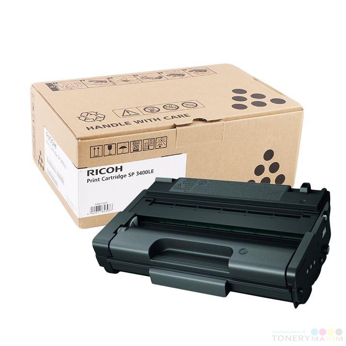 Ricoh - Toner Ricoh 406522 (SP3400, SP3410) - originálny toner