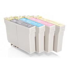 Náplne Epson T1636 XL - Multipack 4 alternatívnych náplní