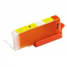 Náplň Canon CLI-571 XL yellow - alternatívna atramentová náplň