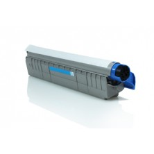 Toner OKI 43487711 Cyan - renovovaný toner pre OKI C8600/8800