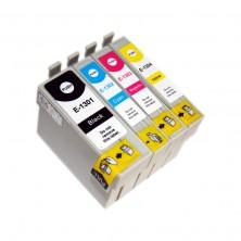 Náplne Epson T1305 - Multipack 4 alternatívnych náplní