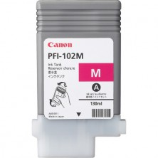 CANON Originál PFI-102M magenta iPF 500/510/600/605/610/700/710/720, LP 1750/755/760/765,