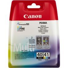 CANON Originál PG-40 + CL-41 black+color MP 150/160/170/180/450/460, iP 2200, MX300