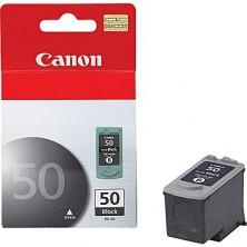 CANON Originál PG-50 black MP 150/160/170/180/450/460, iP 2200, MX300