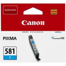 Náplň Canon CLI-581 cyan - originál