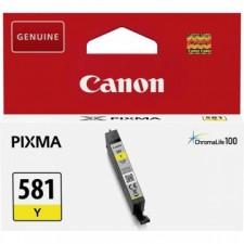 Náplň Canon CLI-581 yellow - originál