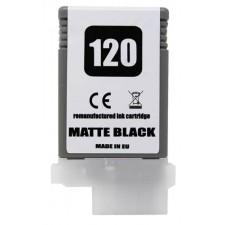 Náplň Canon PFI-120MBk Matte Black - renovovaná náplň