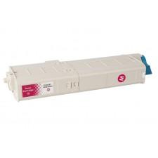Toner OKI 46490606 Magenta - alternatívny toner pre OKI C532 / C542 / MC563 / MC573