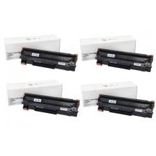 Tonery HP CE285X ( 85X ) - AKCIA 3+1 - alternatívne tonery