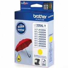 BROTHER Originál LC-225XL Yellow MFC-J4420DW/J4620DW/J5320DW/J5620DW/J5720DW - LC225XLY