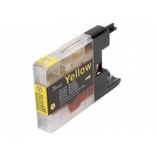 Náplň Brother LC-1240 Yellow - alternatívna atramentová náplň