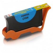 Náplň Lexmark 14N1069E Cyan - no.100 XL- alternatívna náplň