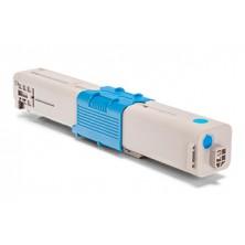 Toner OKI 44469724 Cyan - alternatívny toner pre OKI C510/511/530/531/MC561/562