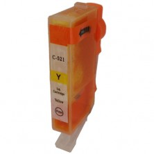 Náplň Canon CLI-521 yellow - alternatívna atramentová náplň