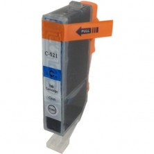 Náplň Canon CLI-521 cyan - alternatívna atramentová náplň