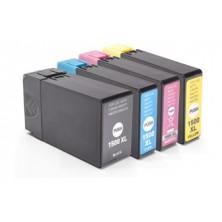Náplne Canon PGI-1500XL CMYK - Multipack 4 alternatívnych náplní