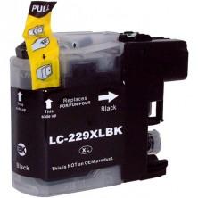 Náplň Brother LC-229 XL Black - alternatívna atramentová náplň