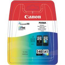 Náplne Canon PG-540bk + CL-541 - originálne náplne Multipack