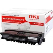 Toner OKI 01239901 - originálny toner pre OKI MB260/280/290