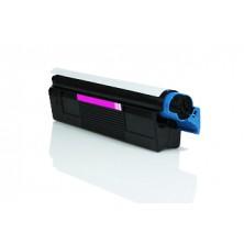 Toner OKI 42127406 Magenta - alternatívny toner pre OKI C5100/5200/5300/5400