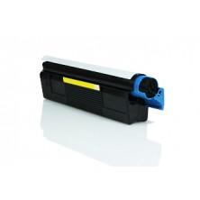 Toner OKI 42127405 Yellow - alternatívny toner pre OKI C5100/5200/5300/5400