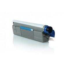 Toner OKI 43381907 Cyan - alternatívny toner pre OKI C5600/5700