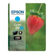 Náplň Epson T2992 XL Cyan ( 29XL )  - originálna atramentová náplň